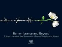 Международен възпоменателен ден на Холокоста